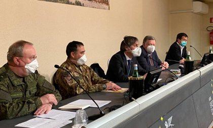 Arrivati a Bergamo 104 tra medici e operatori sanitari dalla Russia FOTO