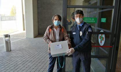 GSI Security Group dona colombe e mascherine agli ospedali bergamaschi