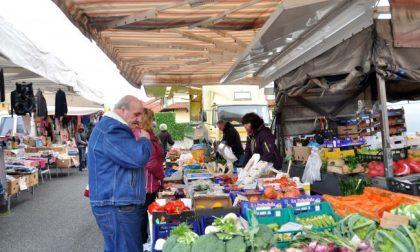 Mercati all'aperto: dal 29 aprile potranno riaprire le bancarelle di prodotti alimentari