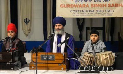 La comunità Sikh di Cortenuova in aiuto della Protezione civile