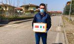Mascherine dalla Cina: ad Arcene la donazione di alcuni cinesi