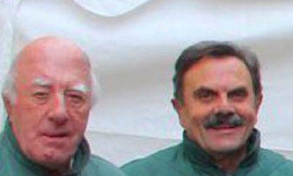 Addio a Gino ed Eliseo, due colonne del gruppo alpini di Pontirolo