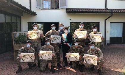 L'esercito russo, insieme a quello italiano, a Brignano per la sanificazione dell'Rsa Aresi