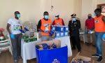 Carabinieri e associazioni etniche: la solidarietà senza confini parte da Zingonia FOTO