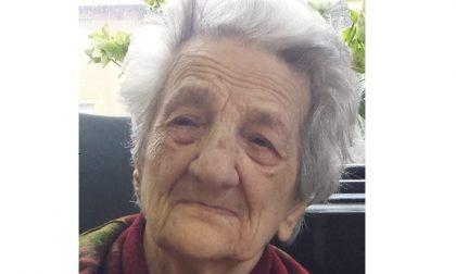 Covid-19 ha spento nonna Ines Gomberti