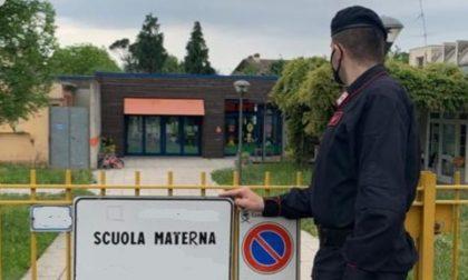 Scuole chiuse, ma non per i ladri: arrestato dopo un colpo… all'asilo