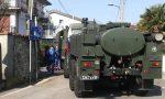 Casa di riposo: per la sanificazione arriva l'esercito con i mezzi russi