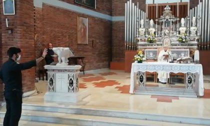 """Il Popolo della Famiglia difende don Lino: """"Riaprire le messe ai fedeli"""""""