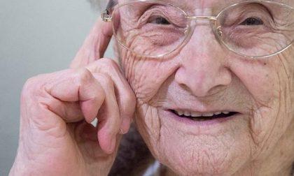 La donna più anziana della Lombardia oggi compie 110 anni
