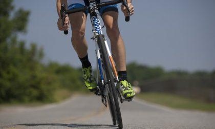 """Ciclista boltierese """"pizzicato"""" a Pontirolo, multato dalla Locale"""