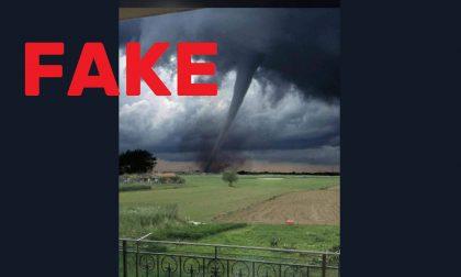"""""""Tromba d'aria a Pognano"""", ma è l'Oklahoma. E il fotomontaggio diventa virale"""