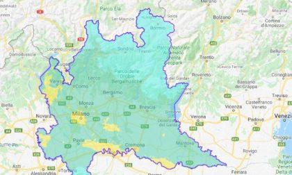 Qualità dell'aria in Lombardia durante l'epidemia, prima analisi di Arpa