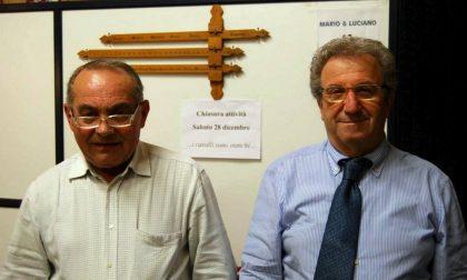 Dopo un mese Mario Imeri ha raggiunto l'amico e collega Luciano Nicoli