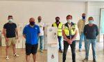 Ripartire in sicurezza, l'Acef dona Dpi ai negozi