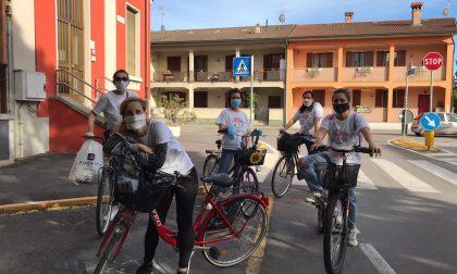 Mascherine gratis per i più piccoli, la solidarietà corre da Antegnate ad Agnadello