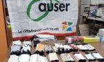 Dai volontari Auser 4.500 mascherine lavabili