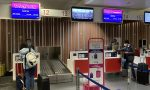All'aeroporto di Orio al Serio sono atterrati i primi 113 passeggeri VIDEO FOTO