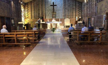 Messa in Rsa alla vigilia dell'Apparizione di Maria a Caravaggio