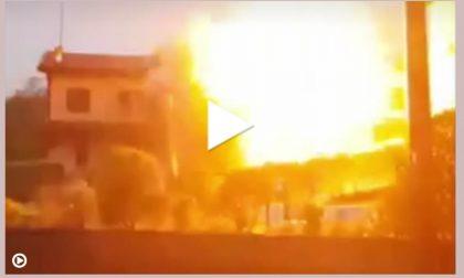Esplosione in una villetta nel comasco: morto un ragazzo di 21 anni   VIDEO