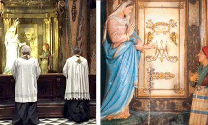 Giannetta e la Madonna di Caravaggio. Conoscete la storia di quel giorno?