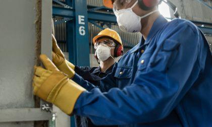 Mascherine, la Fin Group Safety di Cividate distributore validato da Inail