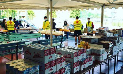 Pacchi alimentari, Agnadello unita in soccorso delle famiglie in difficoltà