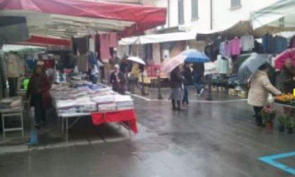 Il mercato settimanale di Rivolta si sposta: misure di sicurezza anticontagio