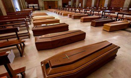 Tra marzo e aprile i morti nella Bergamasca sono aumentati del 200 per cento I DATI