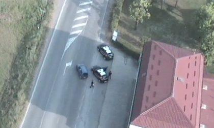 Spacciatori stanati dall'elicottero e arrestati VIDEO