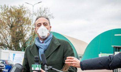 """Gallera ascoltato in Procura a Bergamo: """"Preoccupato? No, essere qui è un atto dovuto"""""""