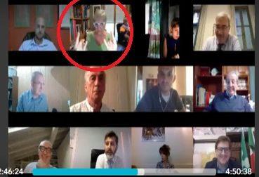 Treviglio: il vicesindaco Prandina fa gli scongiuri in diretta: ecco perché VIDEO