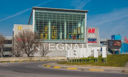 Antegnate, al centro commerciale Gran shopping mascherine in regalo