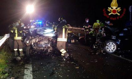 Tragico schianto sulla strada del Tonale, morte due ragazze di 19 e di 20 anni