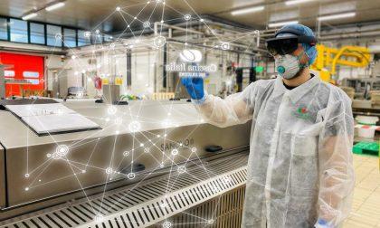 La realtà aumentata entra in Cascina Italia, così si sgusciano 200mila uova l'ora