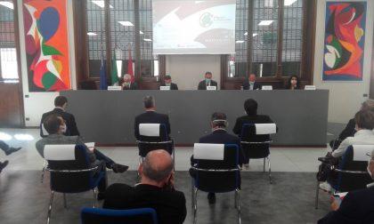 #RipartiLombardia, a Bergamo l'incontro con le categorie produttive bergamasche VIDEO