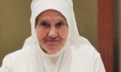 Le Adoratrici piangono suor Alfredina Zambelli, mancata sabato a 99 anni