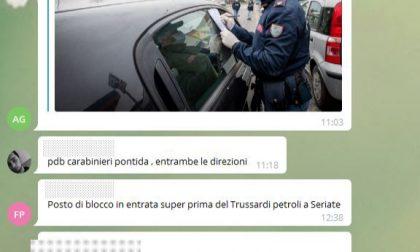 Una chat di Telegram per evitare i posti di blocco anti-Covid: perquisite 12 abitazioni