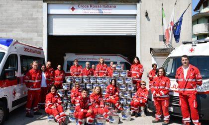 La Croce rossa rinasce grazie alla solidarietà imprenditoriale