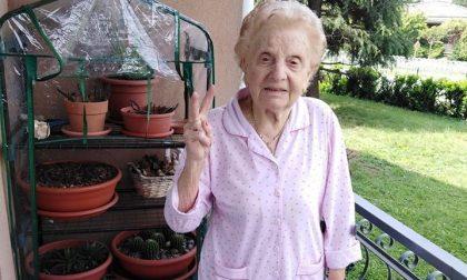 A 88 anni Teresina ha vinto contro il Covid-19