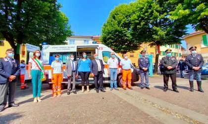 Una nuova ambulanza per la Croce Bianca