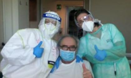 Settanta giorni di lotta in tre ospedali, ma alla fine Angelo ha vinto