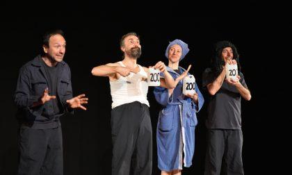 II teatro sul Serio torna a far sorridere la città