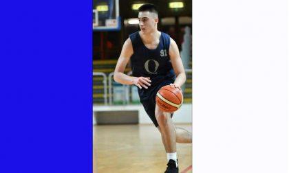La Blu Basket firma il giovane Matteo Bogliardi