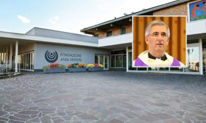 Dalla Diocesi di Cremona una donazione alla Rsa Anni Sereni