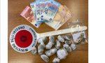 Sequestrati 46 grammi di sostanza stupefacente dalla Stradale di Chiari