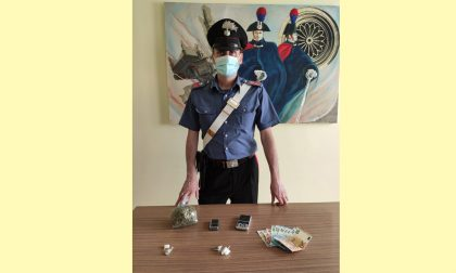 Arrestato spacciatore attivo nel cremasco