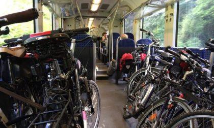Trenord per il cicloturismo: sì al servizio nel weekend per piccoli gruppi dei ciclisti