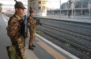 """Esercito, cambio al vertice di """"Strade sicure"""": i numeri dei controlli a Bergamo"""