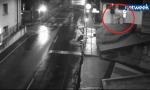Ragazzo insulta la ex con scritte sui muri a Gazzaniga: incastrato dalle telecamere VIDEO