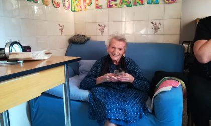 Addio alla decana del paese, Maria Durina se n'è andata a 104 anni